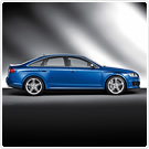 RS6 2008 on