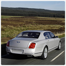 Flying Spur 2005 on