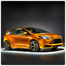 Focus ST3 2012 on