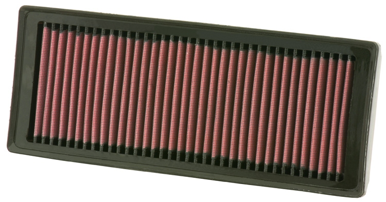 K&N Replacement Panel Air Filter; 1.8 / 2.0 L