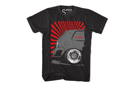 Dub and Co Rising Sun V2 T Shirt
