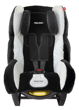 Recaro Young Expert  Plus Child Seat Group 1 [Microfibre Silver]