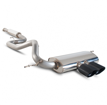 Scorpion Cat-Back Exhaust Focus ST250 2.0L Stainless Steel