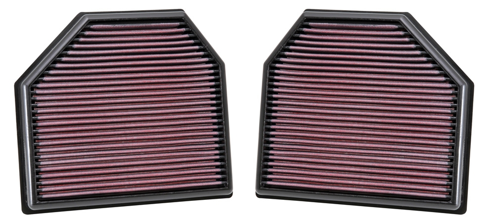 K&N Replacement Panel Air Filter - BMW M6/M5 4.4L