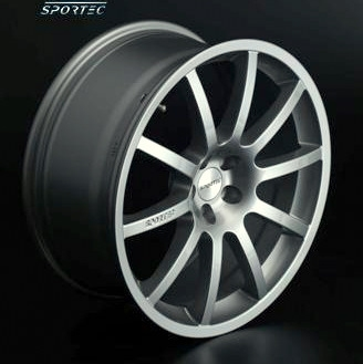 Sportec Mono10 18inch Alloy wheel set