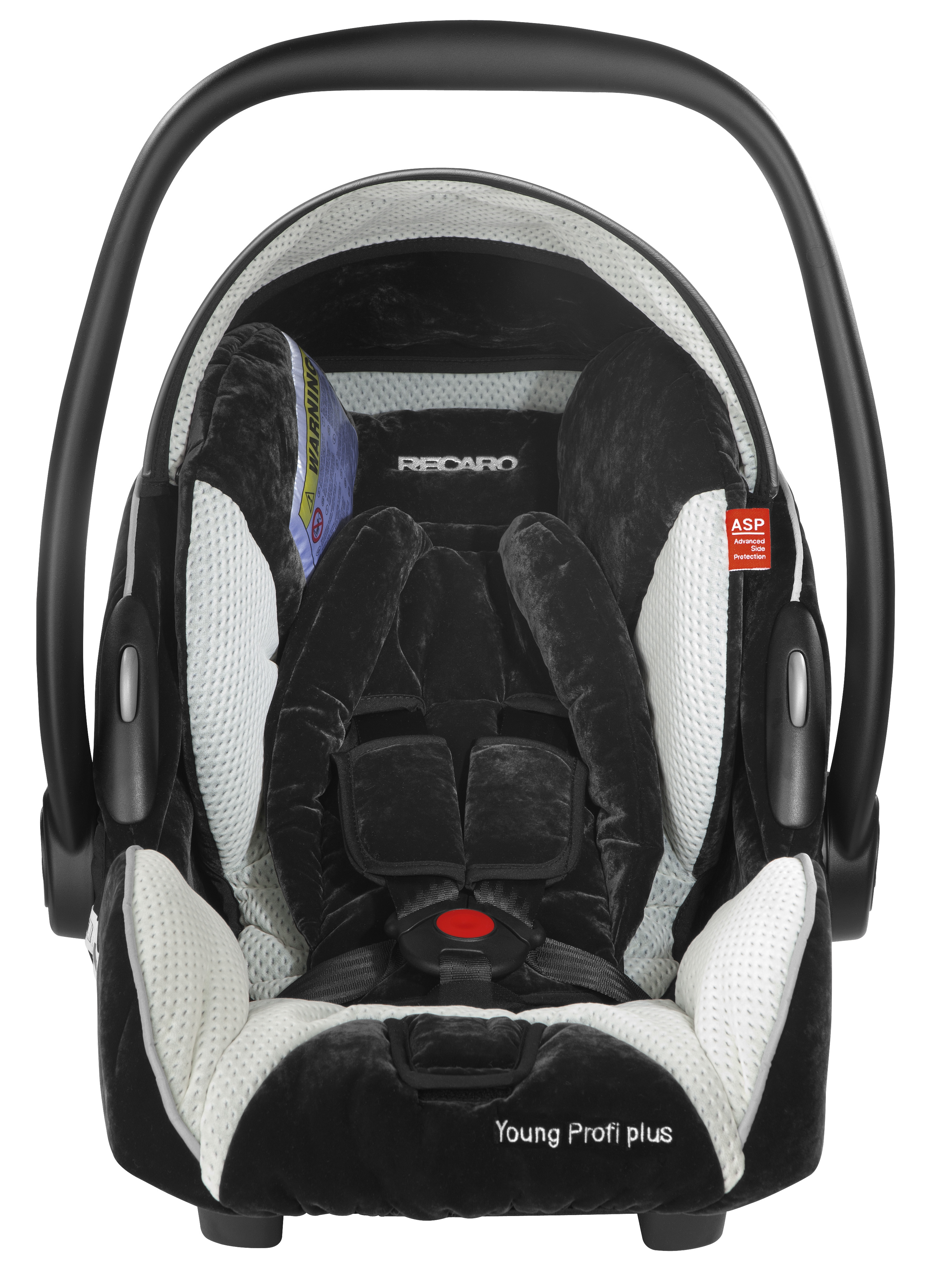 Recaro Young Profi Plus Infant Carrier Group 0/0+ [Microfibre Silver]