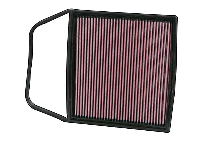 K&N Replacement Panel Filter - BMW E82 3.0L